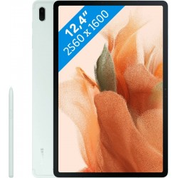 Galaxy Tab S7 FE Wi-Fi 64GB Mystic Green Samsung