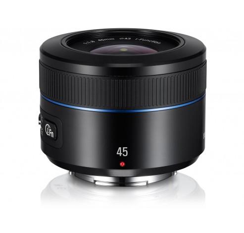45mm Black Samsung
