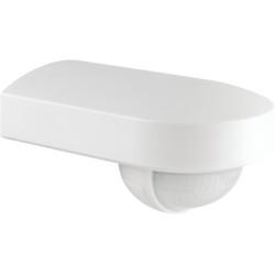 Buitenbewegingsmelder 180°, 230 V, 16 m, met oriënteerbare lens (white)  Niko
