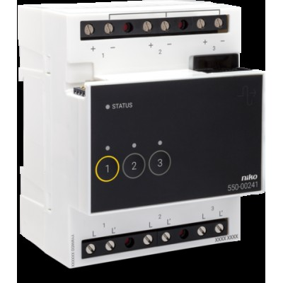 Analoge stuurmodule 1-10 V voor Niko Home Control  Niko