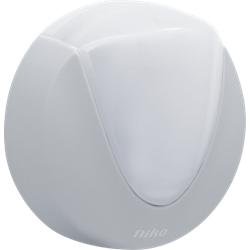 Lichtmeetcel met instelbaar meetbereik voor gebruik buitenshuis 24 V, (grey)  Niko