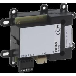 Niko Toegangscontrole - inbouwcameramodule met kleurencamera voor inbouw in bestaande panelen  Niko