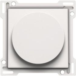 Afwerkingsset op/neer voor draaischakelaar, white