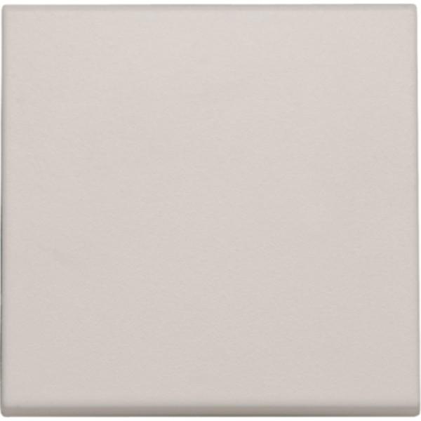 Afwerkingsset voor elektronische schakelaar of drukknop, light grey