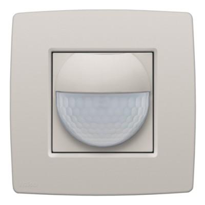 Afwerkingsset voor binnenbewegingsmelder voor Niko Home Control, light grey  Niko
