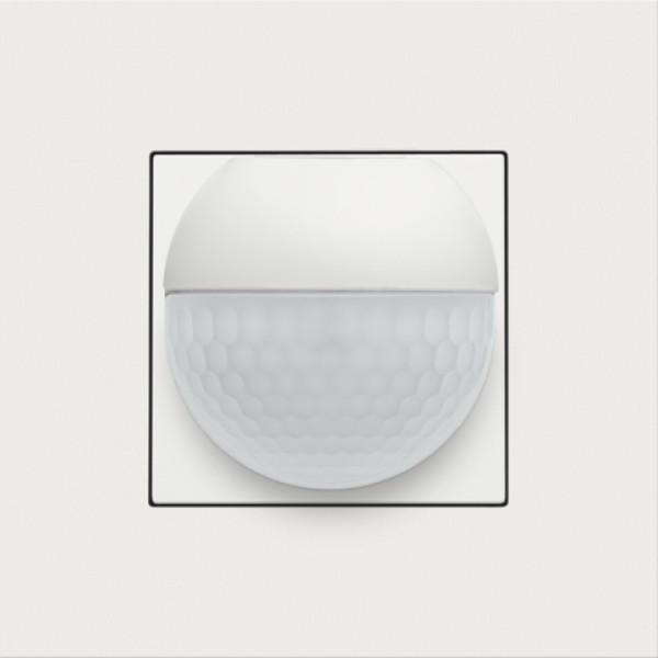 Afwerkingsset voor binnenbewegingsmelder voor Niko Home Control, white coated