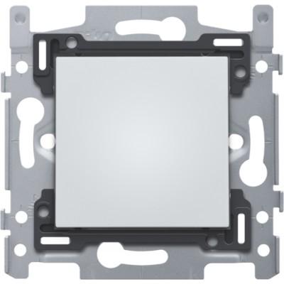Oriëntatieverlichting met witte leds 830 lux en noodbatterij, 6500 K (koud witte leds), schroefbevestiging  Niko