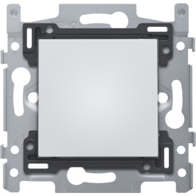 Oriëntatieverlichting met witte leds 2100 lux, Kleurtemperatuur: 6500 K (koud witte leds), schroefbevestiging  Niko