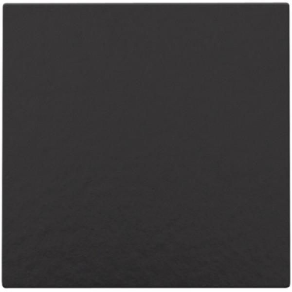 Afwerkingsset voor elektronische schakelaar of drukknop, piano black coated
