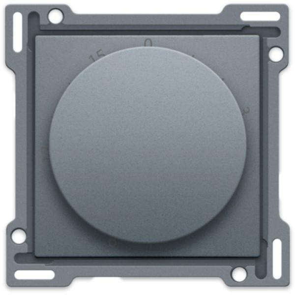 Afwerkingsset voor timer regelbaar tot 15 min., steel grey coated