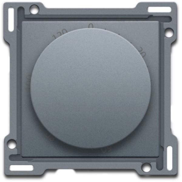 Afwerkingsset voor timer regelbaar tot 120 min., steel grey coated