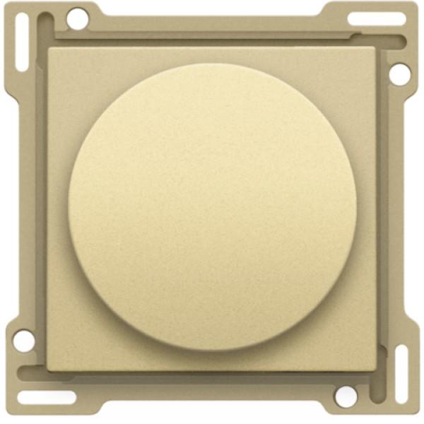 Afwerkingsset 0-1-2 voor draaischakelaar voor motoren, gold coated