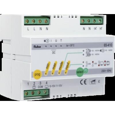 Universele modulaire dimmer 1400 VA (6 A)  Niko