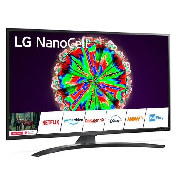 LG Televisie 43NANO796NE