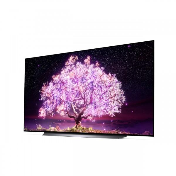 LG Televisie Oled TV 4K OLED83C14LA