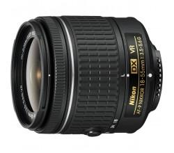 AF-P DX NIKKOR 18-55mm f/3.5–5.6G VR Nikon