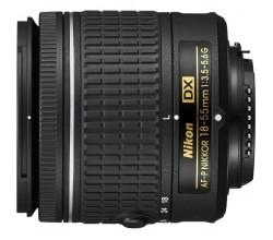 AF-P DX NIKKOR 18-55mm f/3.5–5.6G Nikon