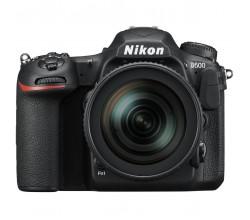 D500 + 16-80mm VR-kit Nikon