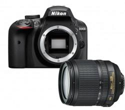 D3400 + AF-S DX 18-105 VR Nikon