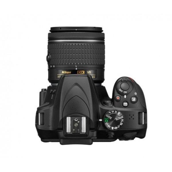 Nikon D3400 + AF-S DX 18-105 VR