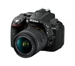 D5300 + AF-P DX 18-55mm VR Nikon