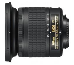 AF-P DX NIKKOR 10-20mm F/4.5-5.6 G VR Nikon