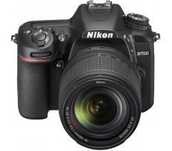 D7500 + 18-140mm VR Nikon