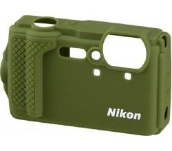 Silicone hoes Groen Nikon