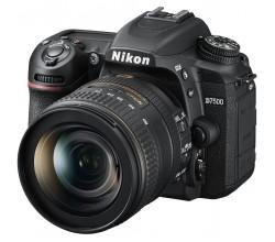 D7500 + AF-S DX Nikkor 16-80mm F/2.8-4 E ED VR Nikon