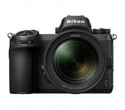 Z6 + 24-70mm f4 + FTZ Adapter Kit Nikon