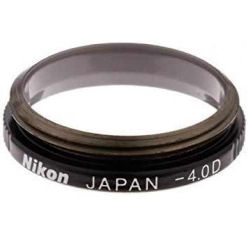 -4.0 DPTR EYEPIECE CORRECTION LENS FM3A  Nikon