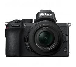 Z50 + 16-50 dx Nikon