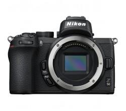 Z50 + FTZ mountadapter Nikon