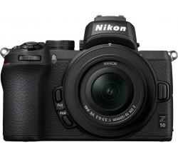Z50 + 16-50 dx + FTZ adapter Nikon