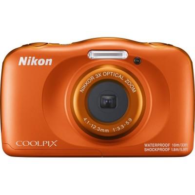 Coolpix W150 oranje  Nikon