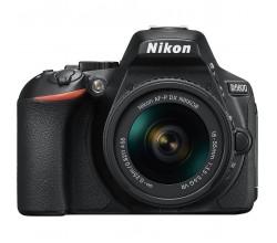 D5600 + AF-P 18-55 VR Black +16GB +bag Nikon