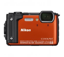 Coolpix W300 Oranje + WP Bag Nikon