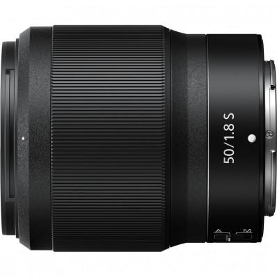 Z 50mm f1.8 S