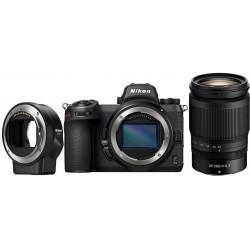 Z 6II + 24-200mm + FTZ Adapter  Nikon