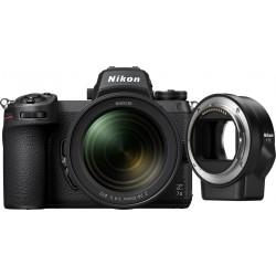 Z 7II + 24-70mm + FTZ Adapter  Nikon
