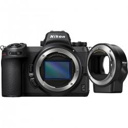 Z 7II + FTZ Adapter  Nikon