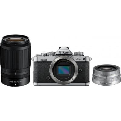 Z fc Kit w/DX 16-50mm (SL) + DX 50-250mm Nikon