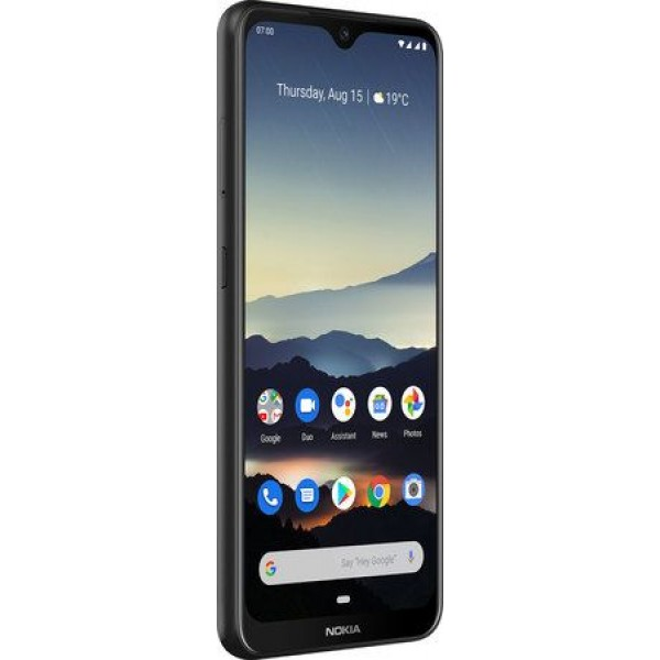 Nokia Smartphone 7.2 Charcoal Zwart