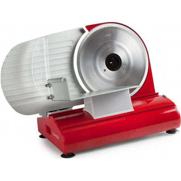 Domo Snijmachine DO522S Snijmachine rood 22cm 200 Watt