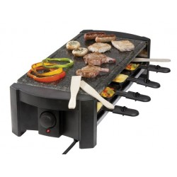DO9039G Steengrill, gourmet & grill 8P