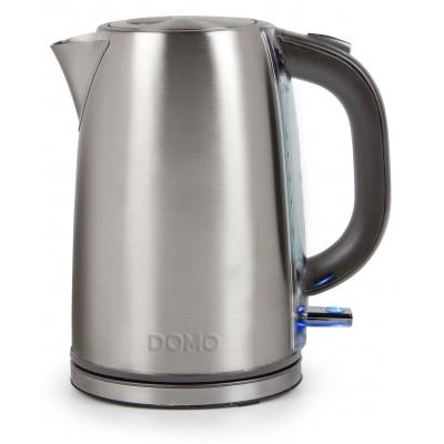 DO448WK Bouilloire inox 1,7L 360° Domo