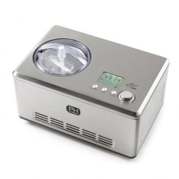 DO9201I Ijsroommachine met compressor 2L Domo