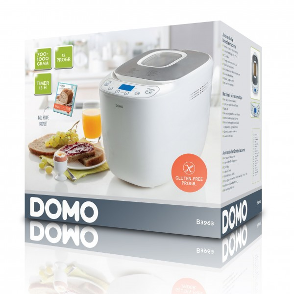 Domo Broodbakmachines B3963