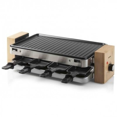 Raclette grill 8p  Domo