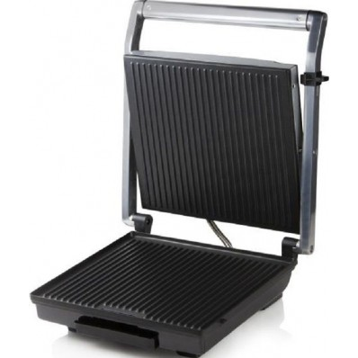 DO9225G Panini grill inox, cool touch